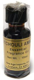 India Fragrance Oil: Patchouli Amber