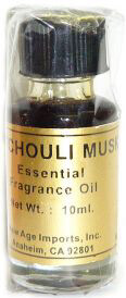 India Fragrance Oil: Patchouli Musk
