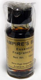 India Fragrance Oil: Vampire's Blood