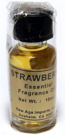 India Fragrance Oil: Strawberry
