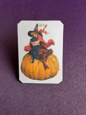 Witchy Lapel Pins