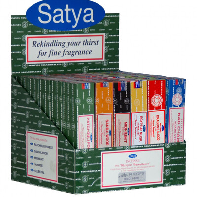 SATYA Sticks 15g