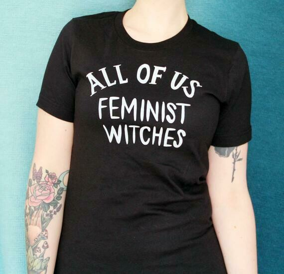 All Us Feminine Witches