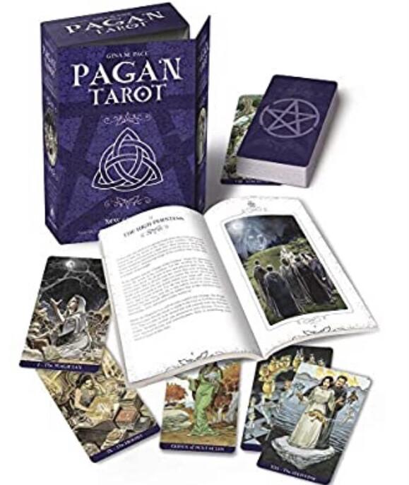 Pagan Tarot Kit