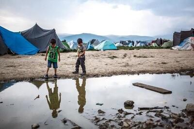 La route des réfugiés #14