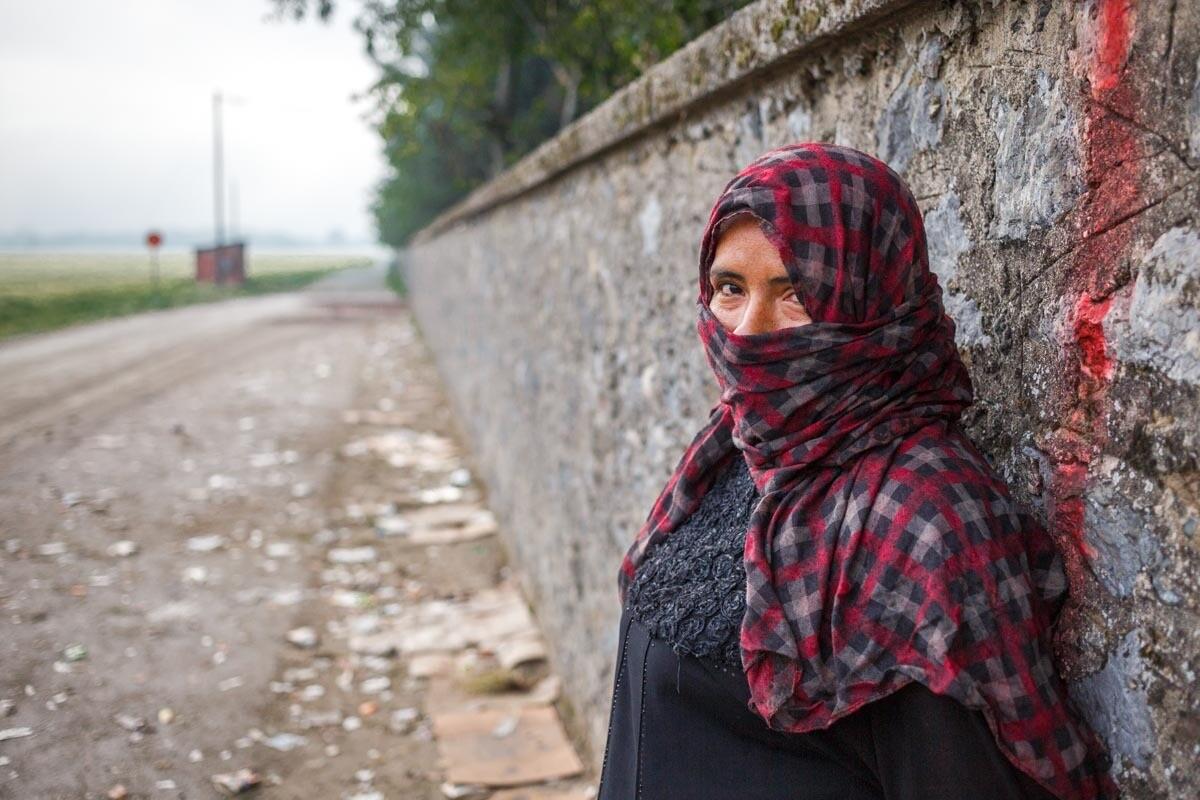 La route des réfugiés #18