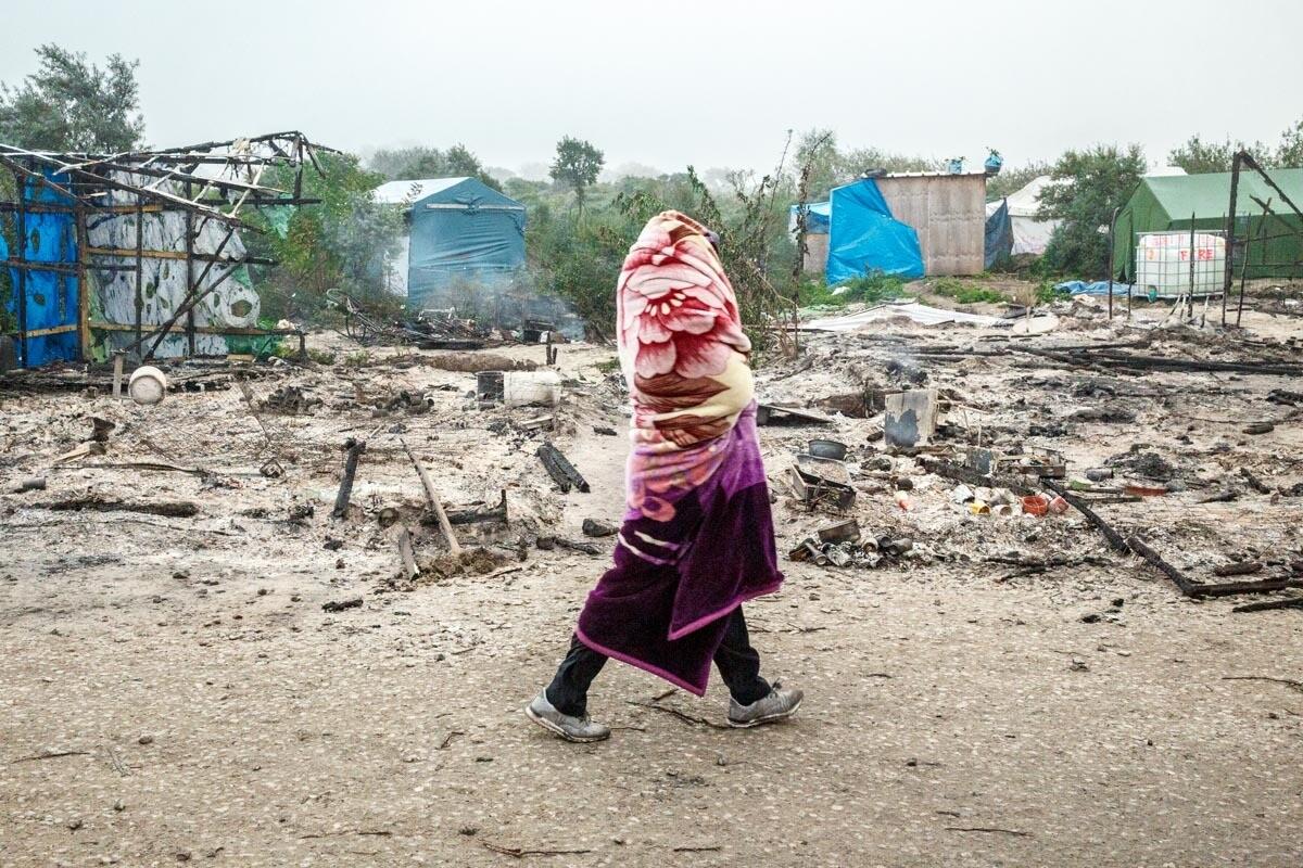 La route des réfugiés #21