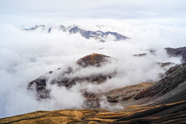 Quand la montagne respire