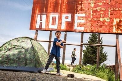 La route des réfugiés #19