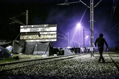 La route des réfugiés #15