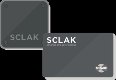 SCLAK-READER