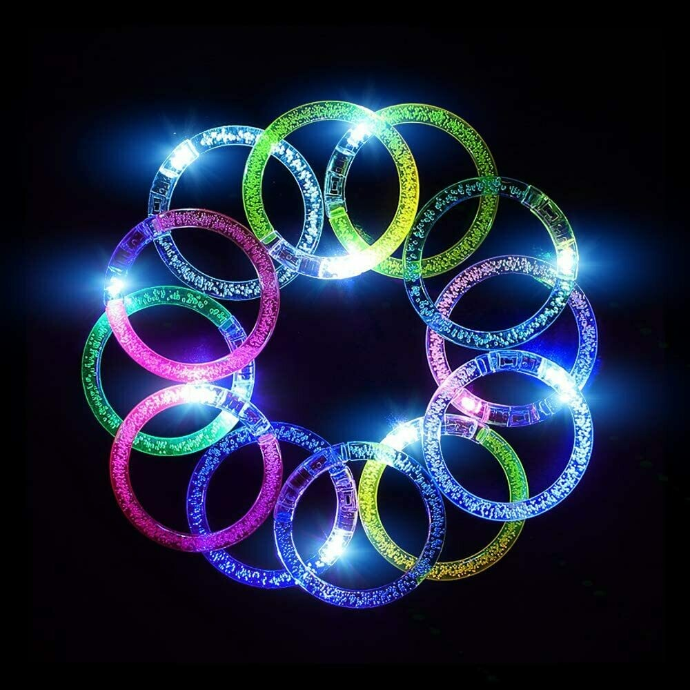 LED Flashing Glow Bracelet