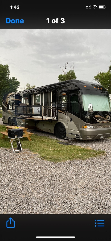 2009 Country Coach Veranda 650HP