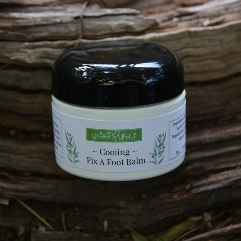 Cooling Foot Balm