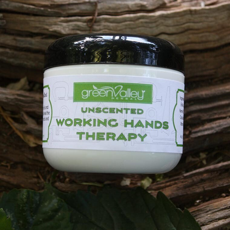 Working Hands Unscented