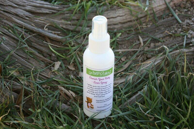 Cherish Your Baby Linen Spray