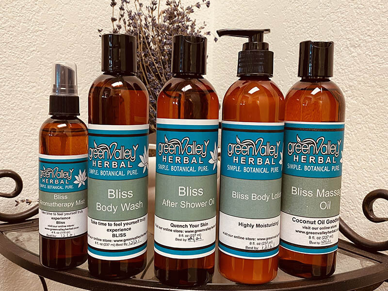 Bliss Aromatherapy Collection