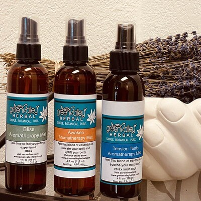Goddess Aromatherapy Mist Collection