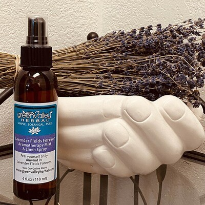 Lavender Fields Forever Aromatherapy Mist