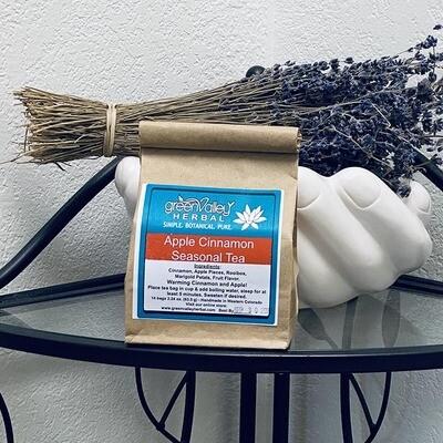 Apple Cinnamon Seasonal Tea