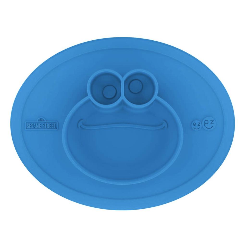Ezpz Sesame Street Mat - Cookie Monster