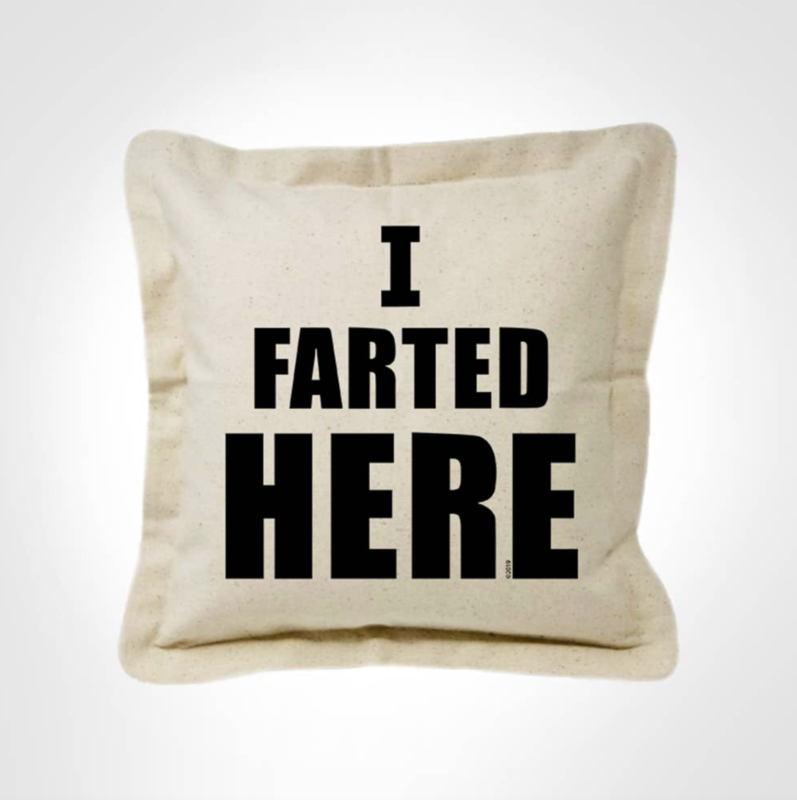 Twisted Pillow - Farted