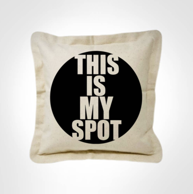 Twisted Pillow - Spot