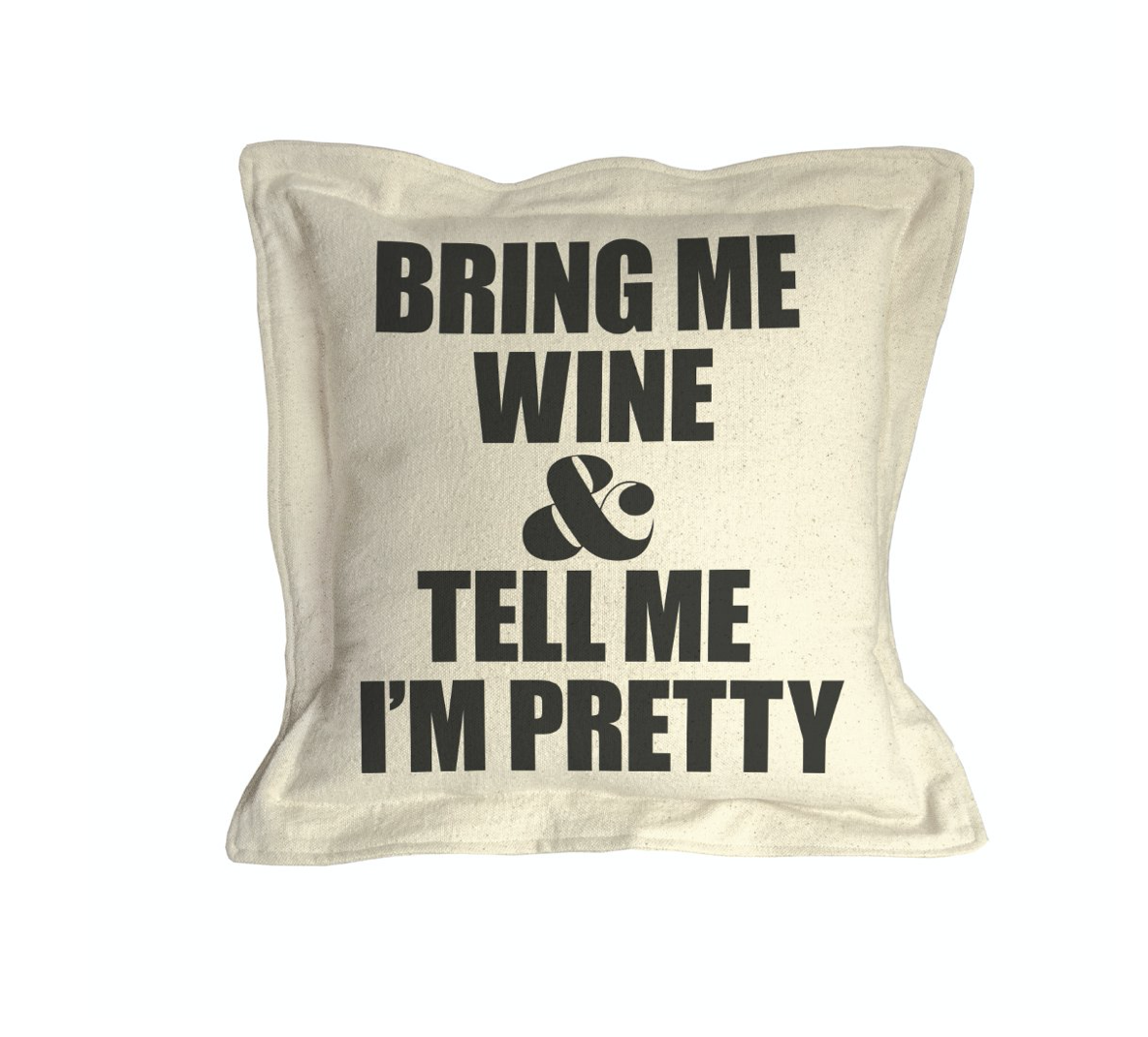 Twisted Pillow - Wine