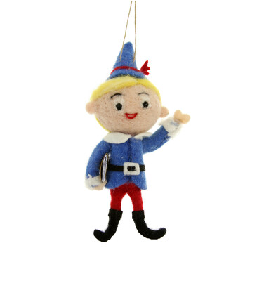 Hermey Ornament