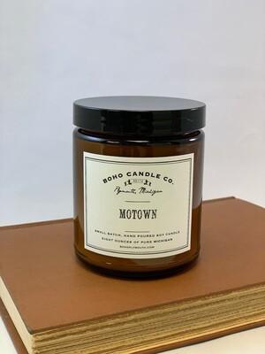 BoHo Motown Candle