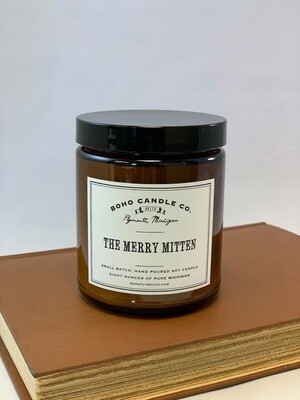 BoHo The Merry Mitten Candle