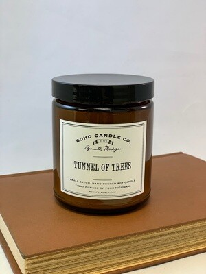 BoHo Tunnel of Trees Candle