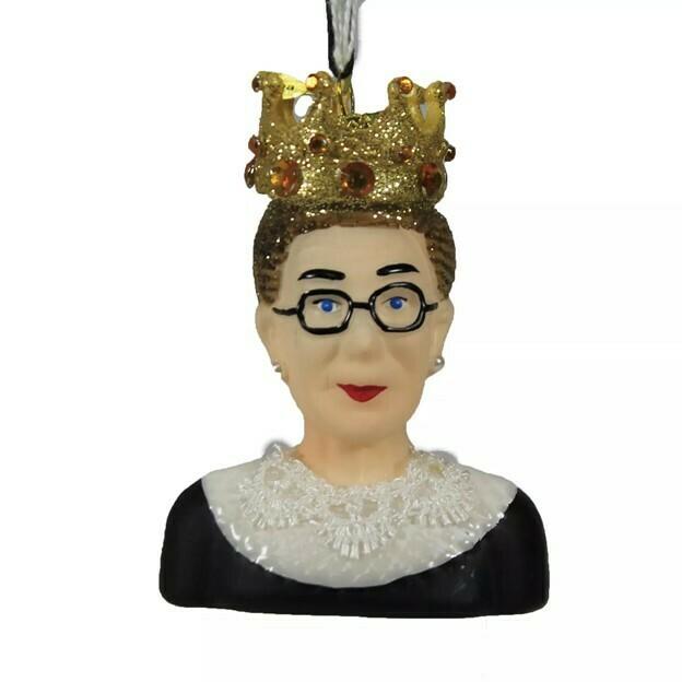 Notorious RBG ornament