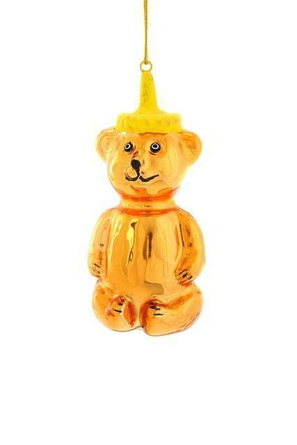 Honey Bear Ornament