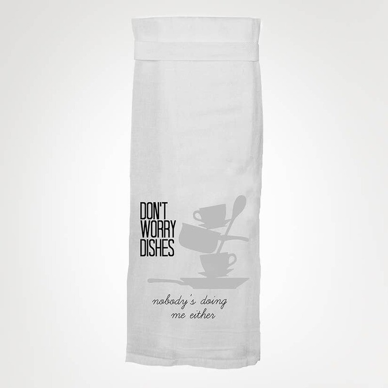 Dishes - Towel
