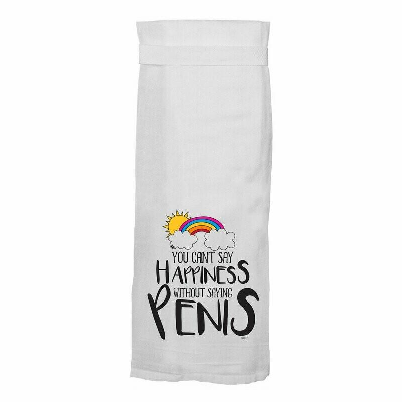 Happiness - Towel