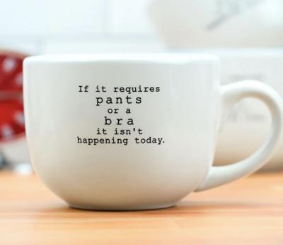 Requires a Bra Mug