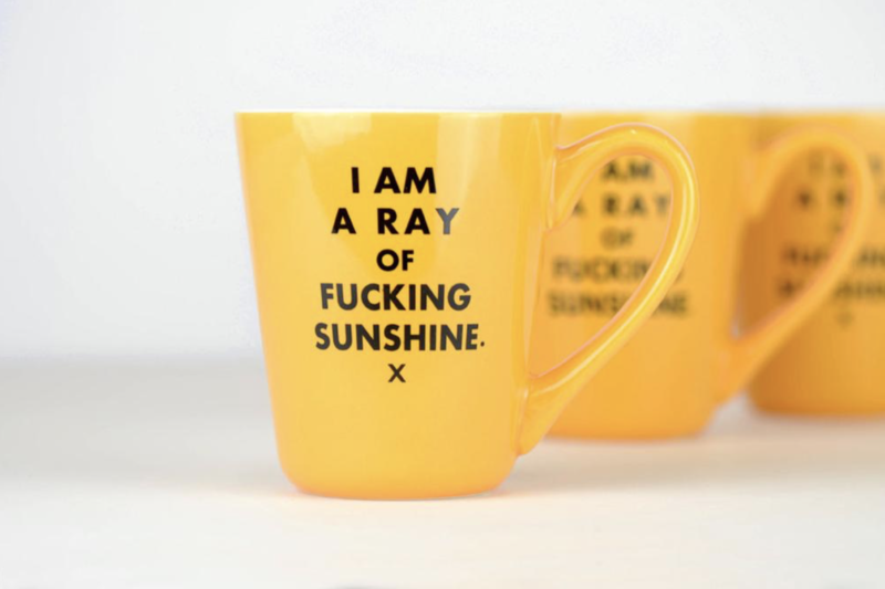 F*n Ray of Sunshine Mug