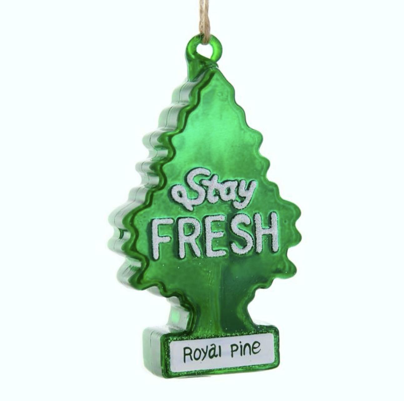 Stay Fresh Orn.