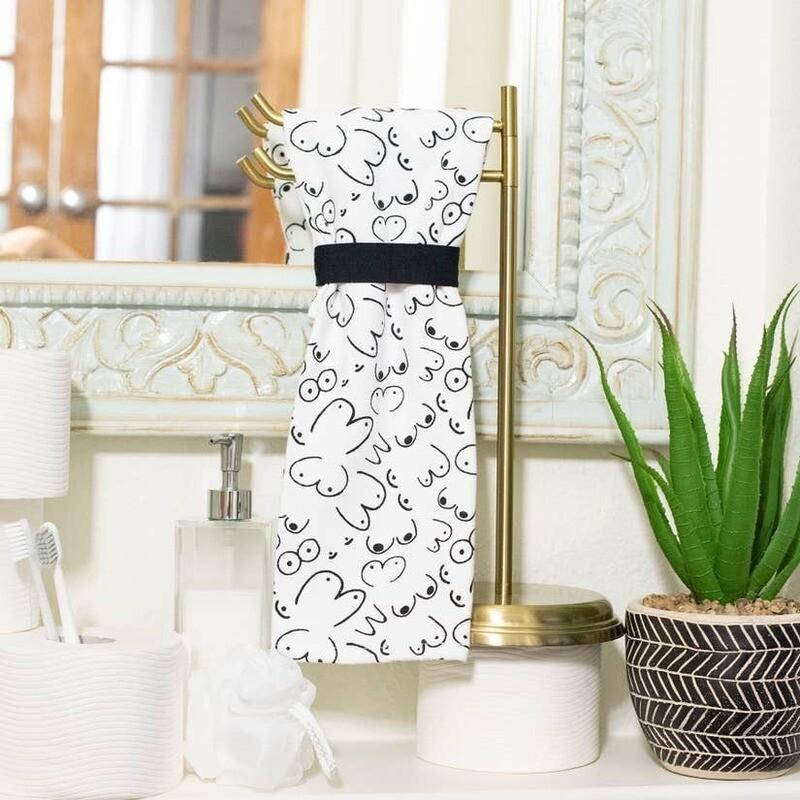 Boobs - Hand Towel