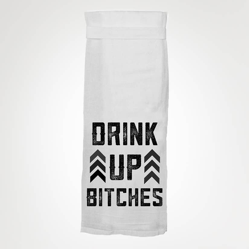 Drink Up - Towel