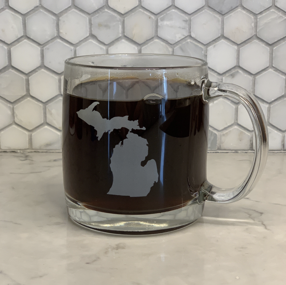 BoHo Michigan Mug