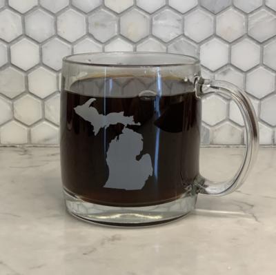 BoHo Michigan Mug