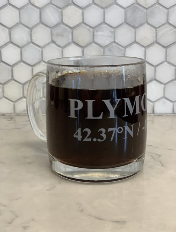 BoHo Plymouth Mug