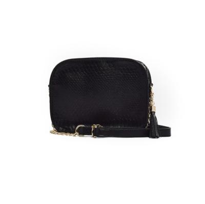 Sightseer Box Bag w/ Tassel - Python