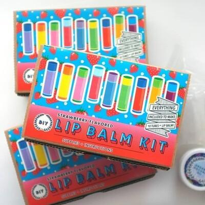 Lip Balm Kit - Strawberry