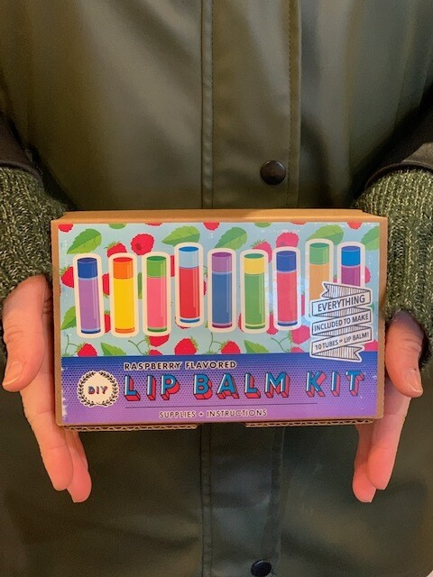 Lip Balm Kit - Raspberry