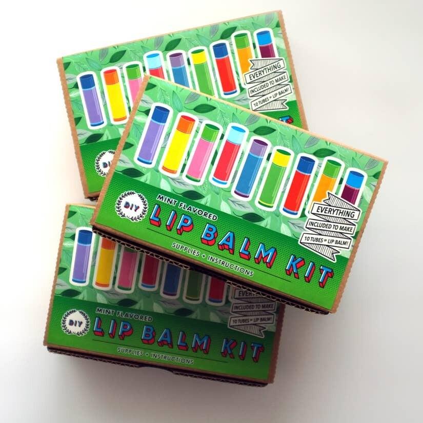 Lip Balm Kit - Mint