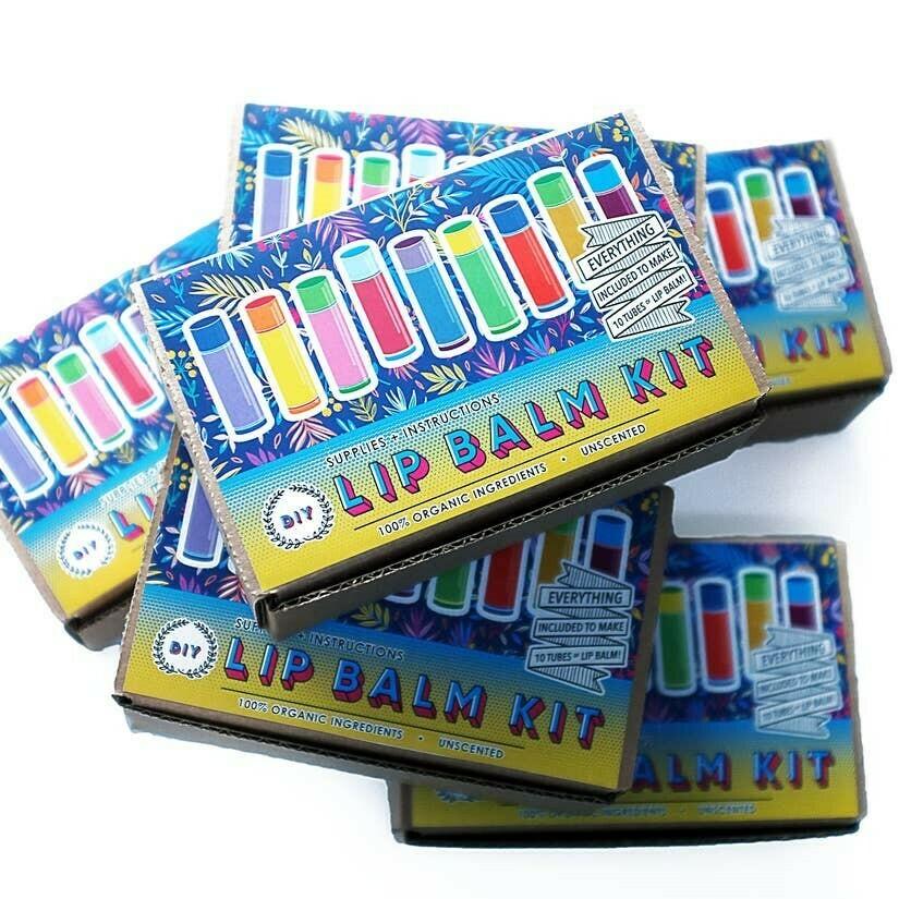 Lip Balm Kit - Unscented