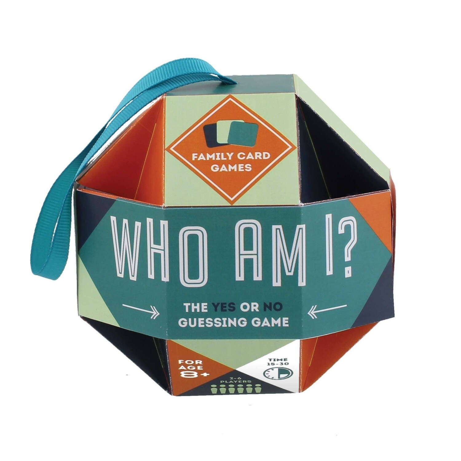 Who am I? Party Game